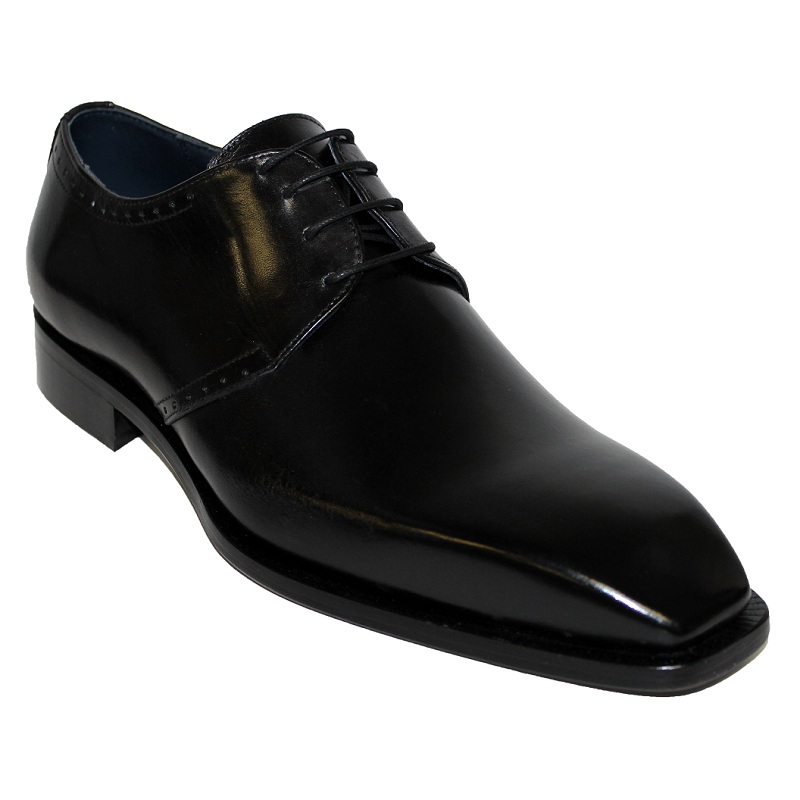 Duca by Matiste Sora Lace Up Shoes Black Image