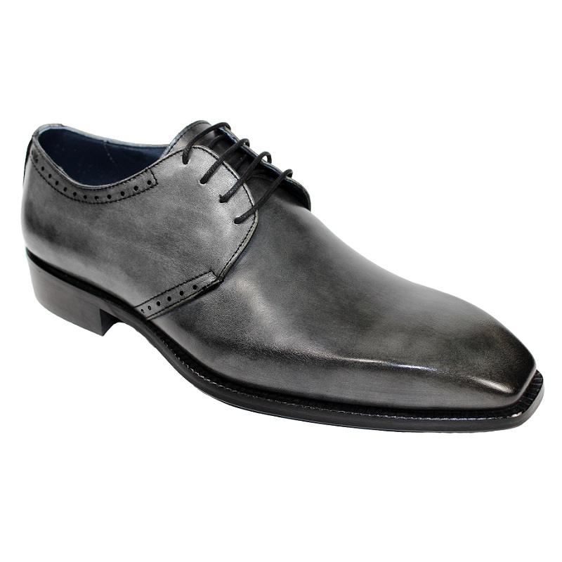 Duca by Matiste Sora Lace Up Shoes Grey Image