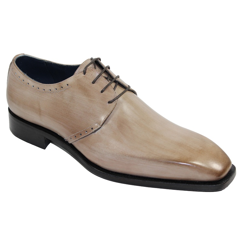 Duca by Matiste Sora Lace Up Shoes Taupe Image