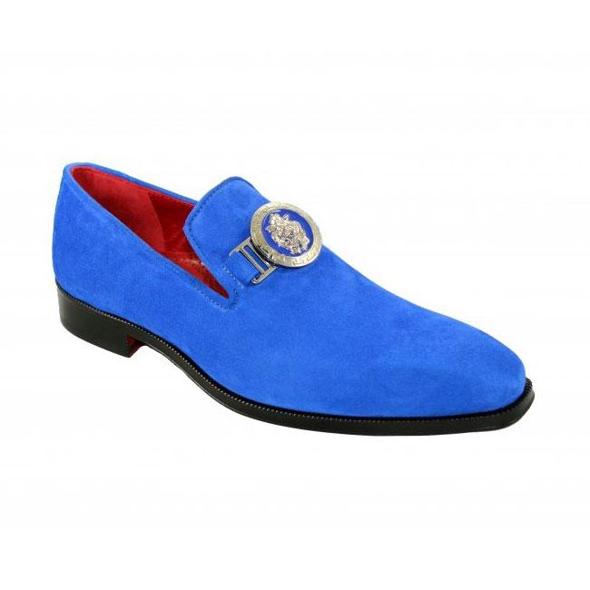 Emilio Franco 11 Saphire Shoes Image