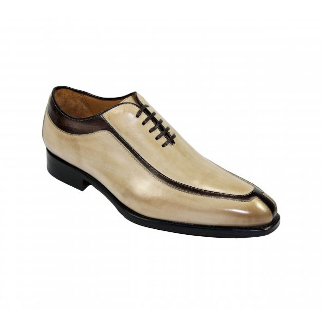 Emilio Franco 202 Taupe / Brown Shoes Image