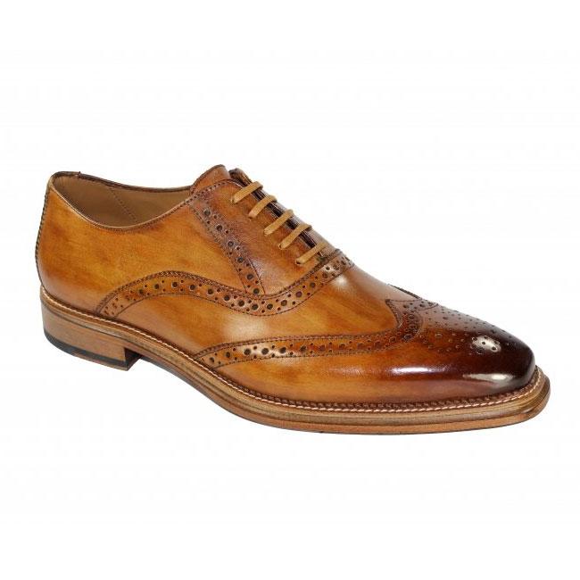 Emilio Franco 211 Cognac Shoes Image