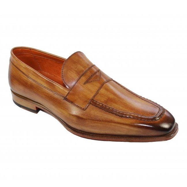 Emilio Franco 60 Cognac Shoes Image