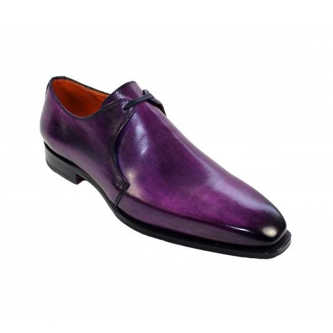 Emilio Franco 62 Purple Shoes Image