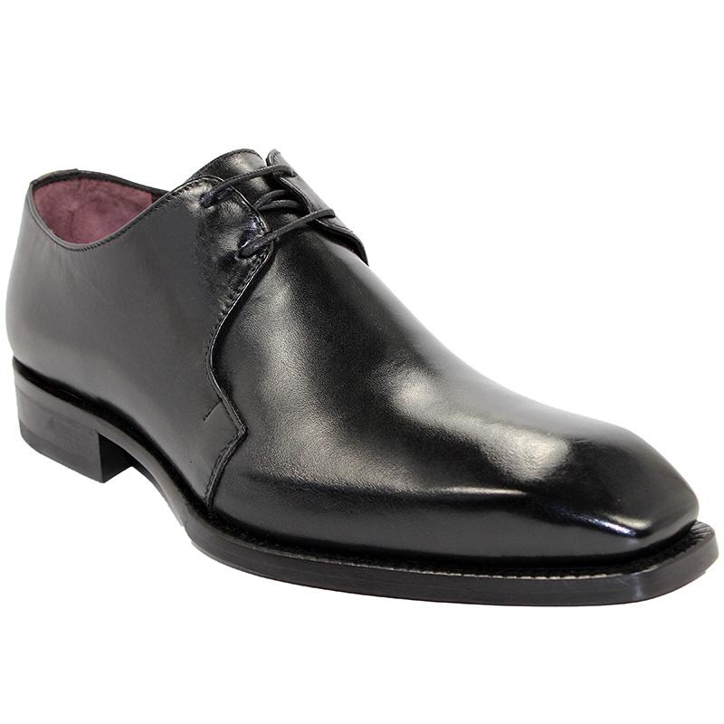 Emilio Franco Franco Black Shoes Image