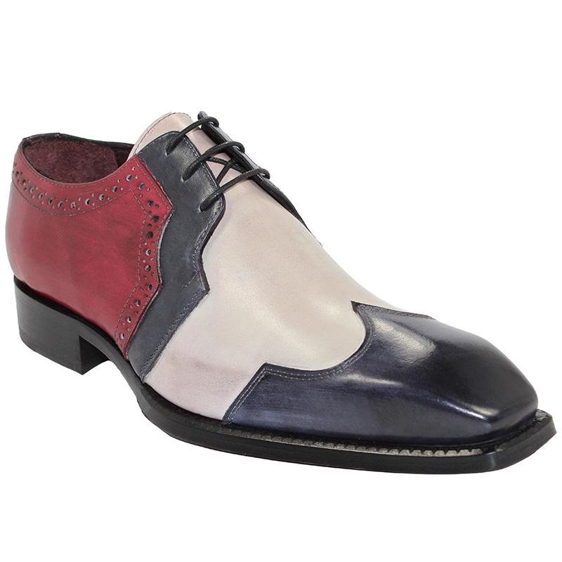 Emilio Franco Marco Grey Shoes Image