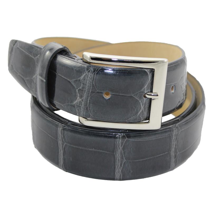 Fennix 301 Alligator Belt Dark Gray Image