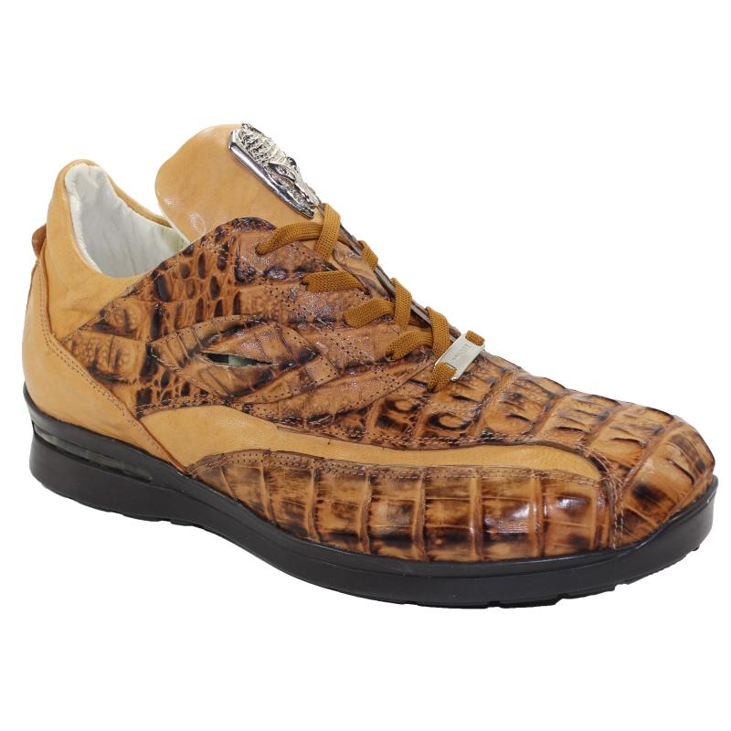 Fennix 3044 Hornback & Calf Sneakers Avana Image