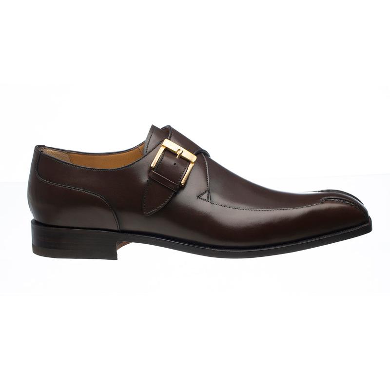 Ferrini 3873 / 169 French Calfskin Monk Strap Shoes Tmoro Image