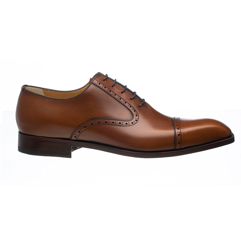 Ferrini 3922 French Calfskin Cap Toe Oxfords Jamaica Image