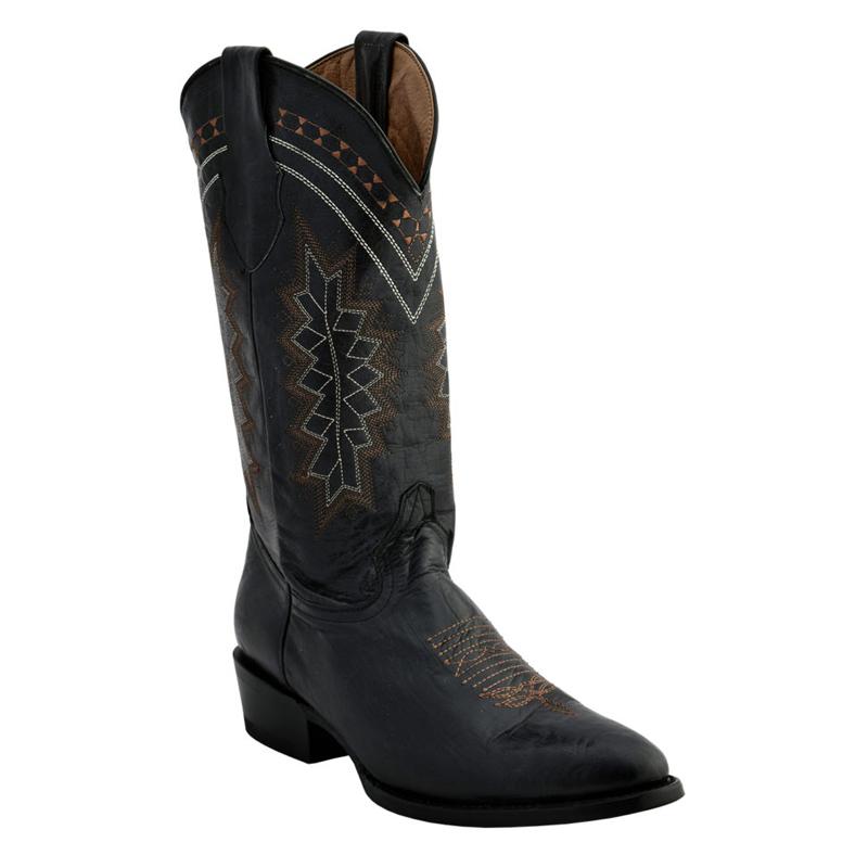 Ferrini Apache 12911-04 Cowhide Boots Black Image