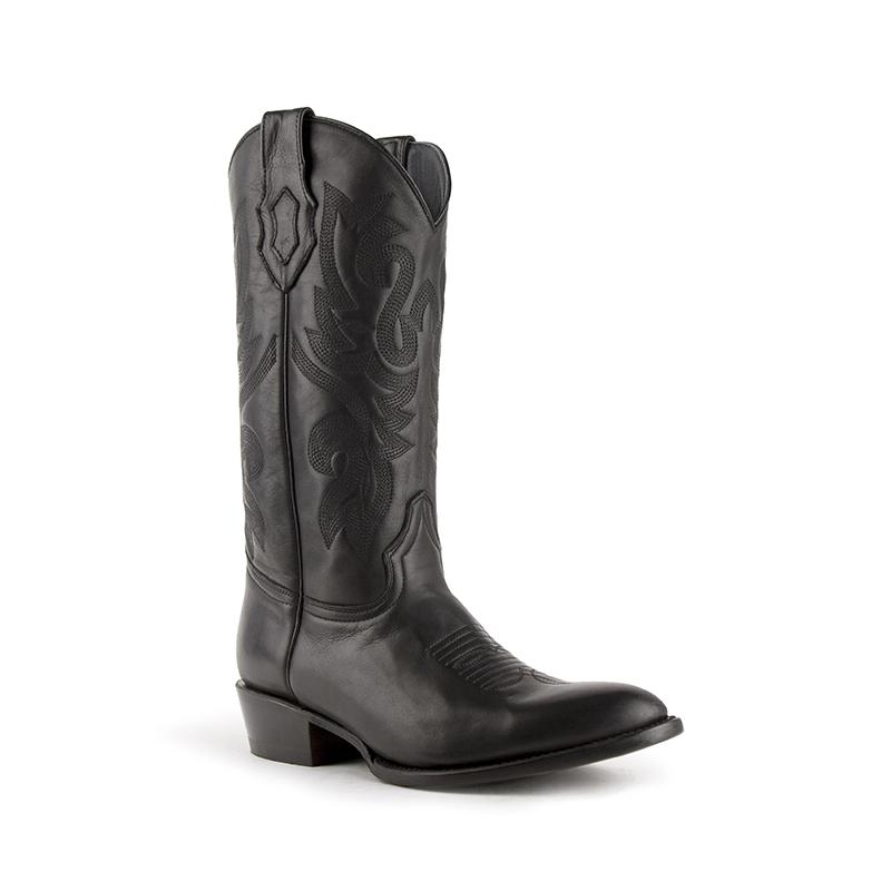 Ferrini Jackson 11011-04 Round Toe Boots Black Image