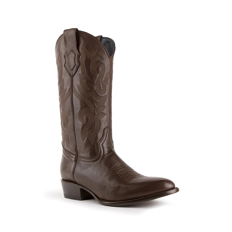 Ferrini Jackson 11011-09 Round Toe Boots Chocolate Image