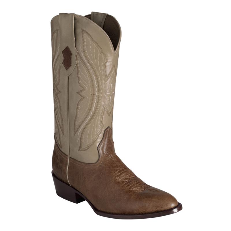 Ferrini Kangaroo 10811-15 Exotic Boots Dark Antique Saddle Image
