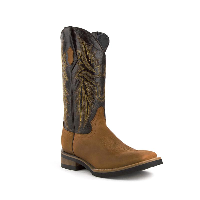 Ferrini Maverick 15093-10 Square Toe Boots Brown Image