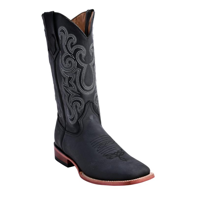 Ferrini Maverick 15193-04 Cowhide Boots Black Image