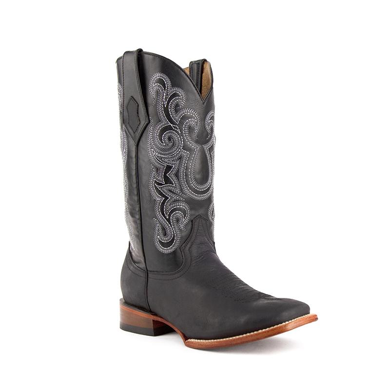 Ferrini Maverick 15193-04 Square Toe Boots Black Image