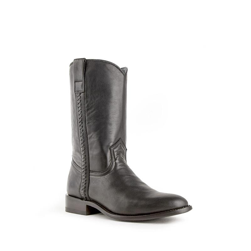 Ferrini Rider 12111-04 Round Toe Boots Black Image