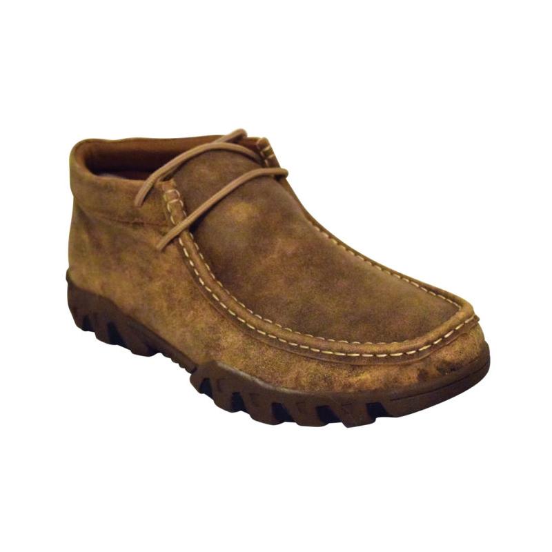 Ferrini Rogue 33722-14 Cowhide Boots Mocha Image