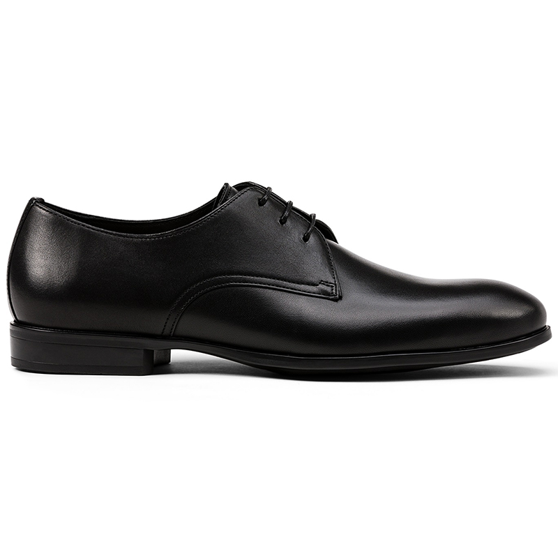 G. Brown Conway Plain Toe Blucher Black Image