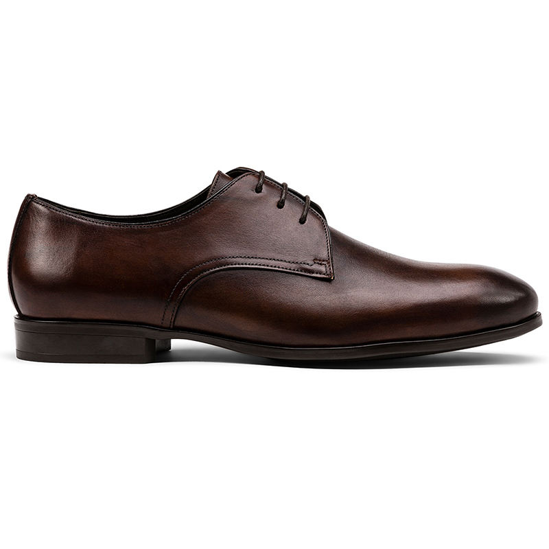 G. Brown Conway Plain Toe Blucher Brown Image