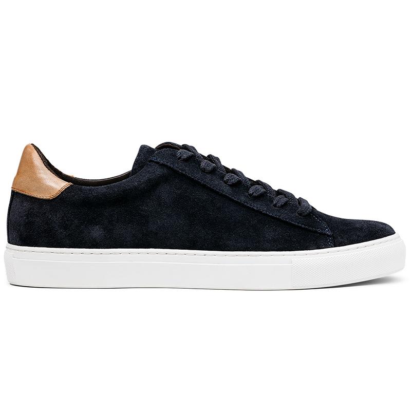 G. Brown Court Sneaker Navy 410 Image