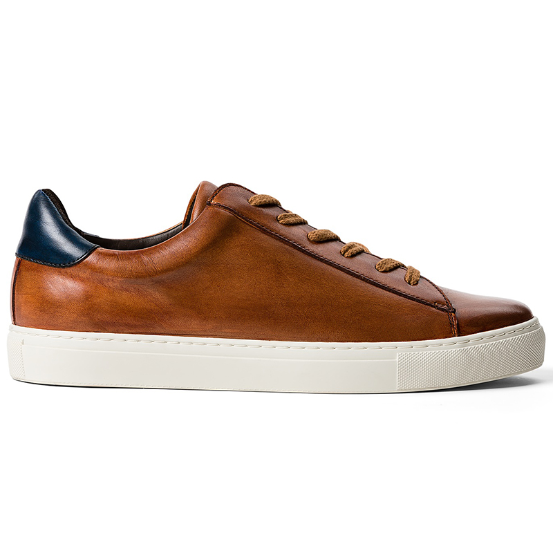 G. Brown Court Sneaker Tan Image