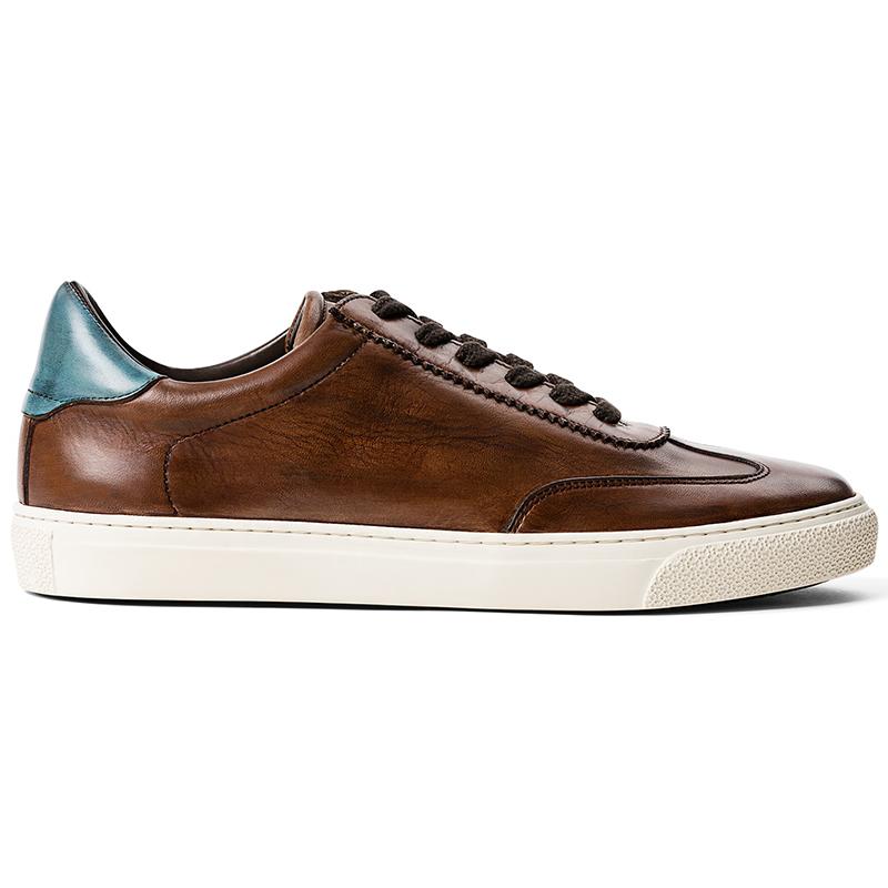 G. Brown Flight Sneaker Brown Image