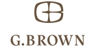 G. Brown Shoes Logo_logo