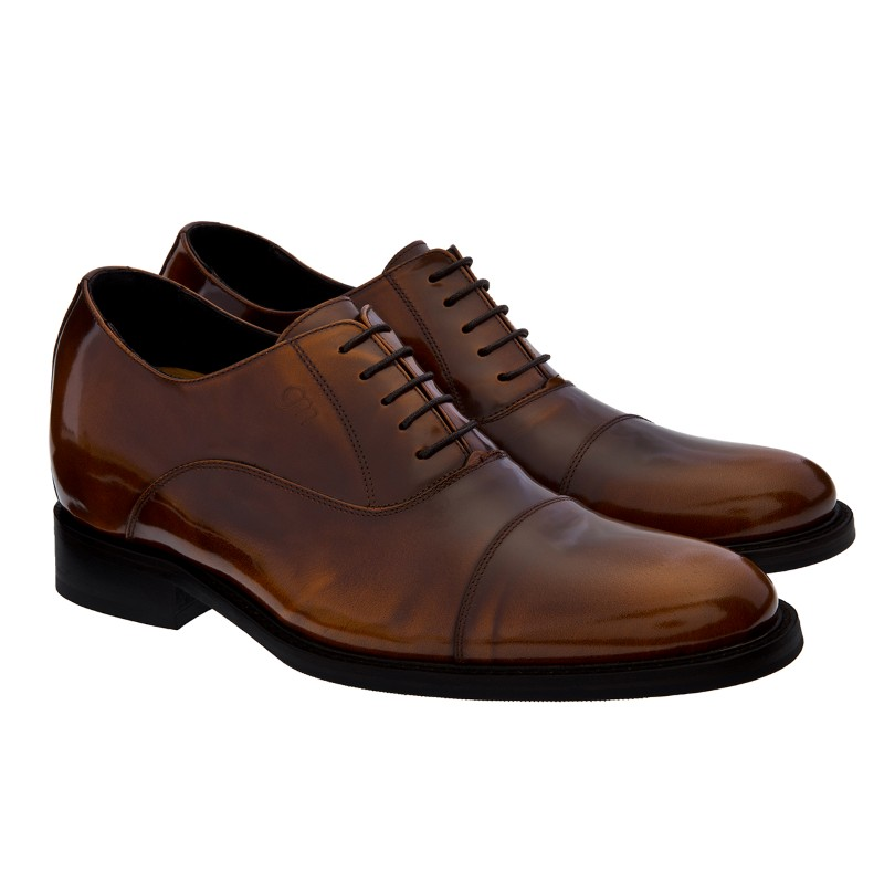 Guido Maggi Bel Air Calfskin Shoes Brown Image