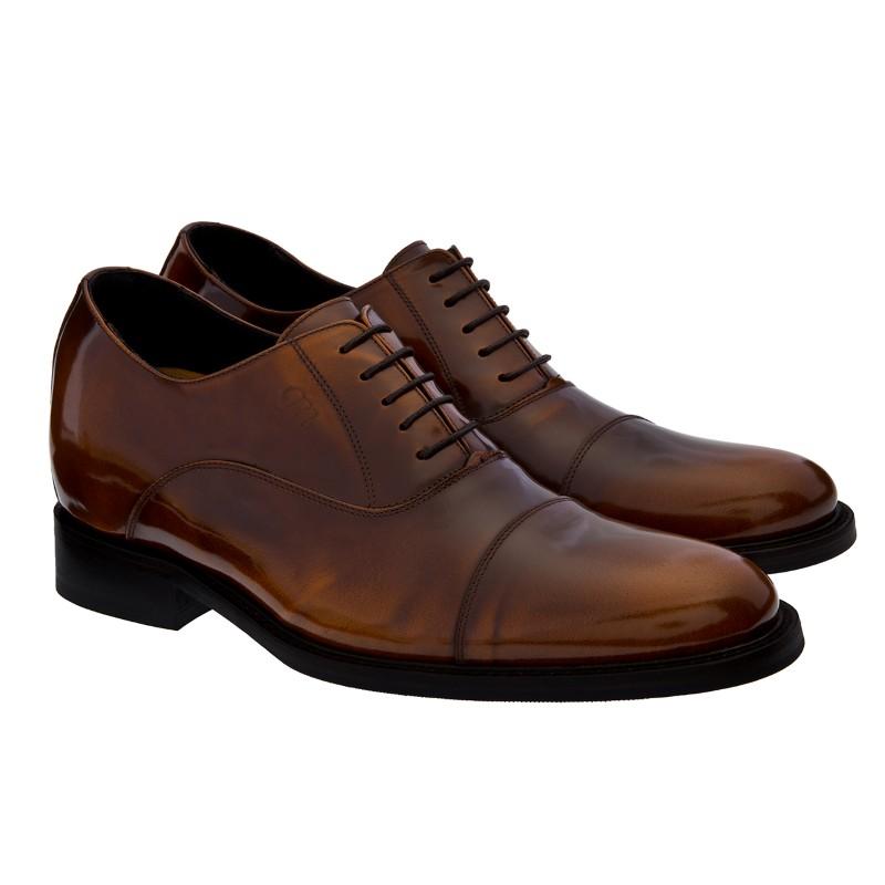 Guido Maggi Bel Air Calfskin Shoes Brown Image