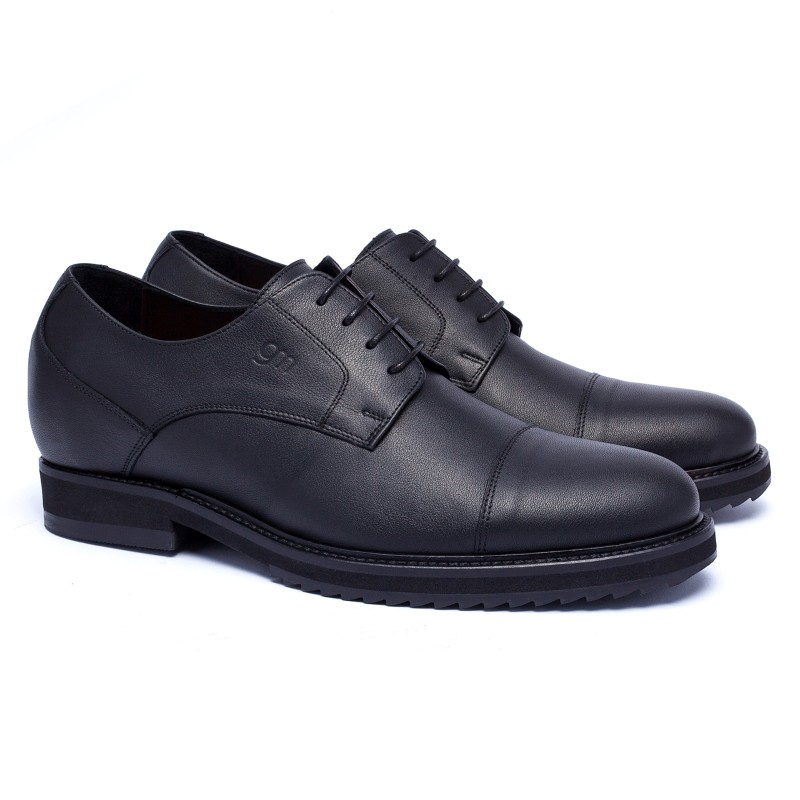 Guido Maggi Pitt Street Full Grain Shoes Black Image