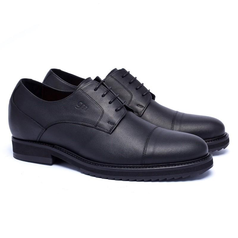 Guido Maggi Pitt Street Full Grain Shoes Black Image