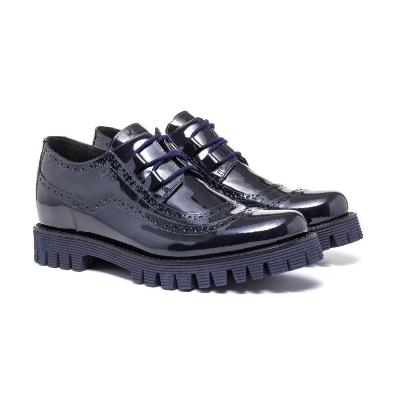 Guido Maggi Union Square Full Grain Shoes Black Image