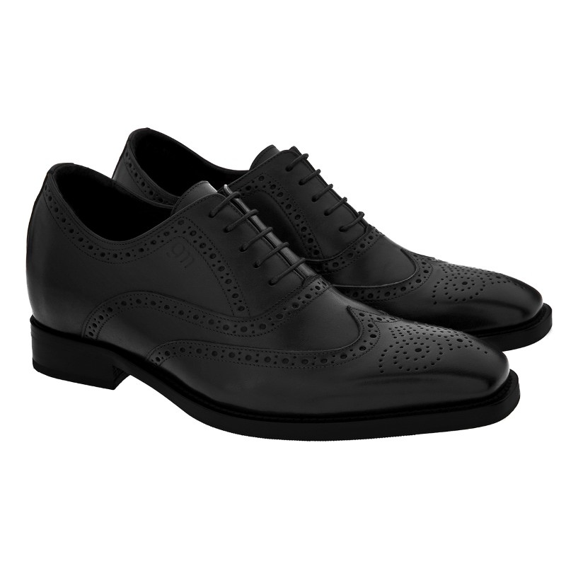 Guido Maggi USA Full Grain Shoes Black Image