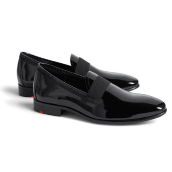 Lloyd Jeremy Black Shoes Image