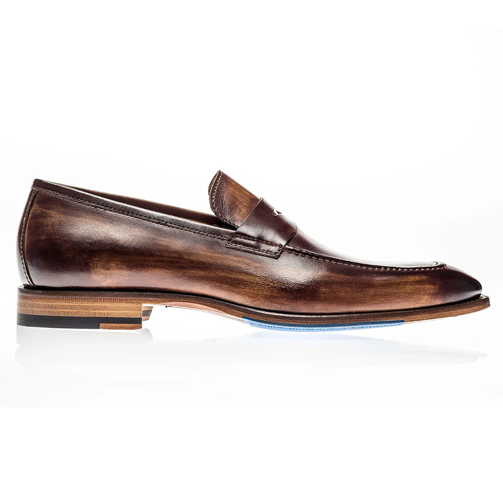 Jose Real Amberes Loafers Slavato Cuoio Image