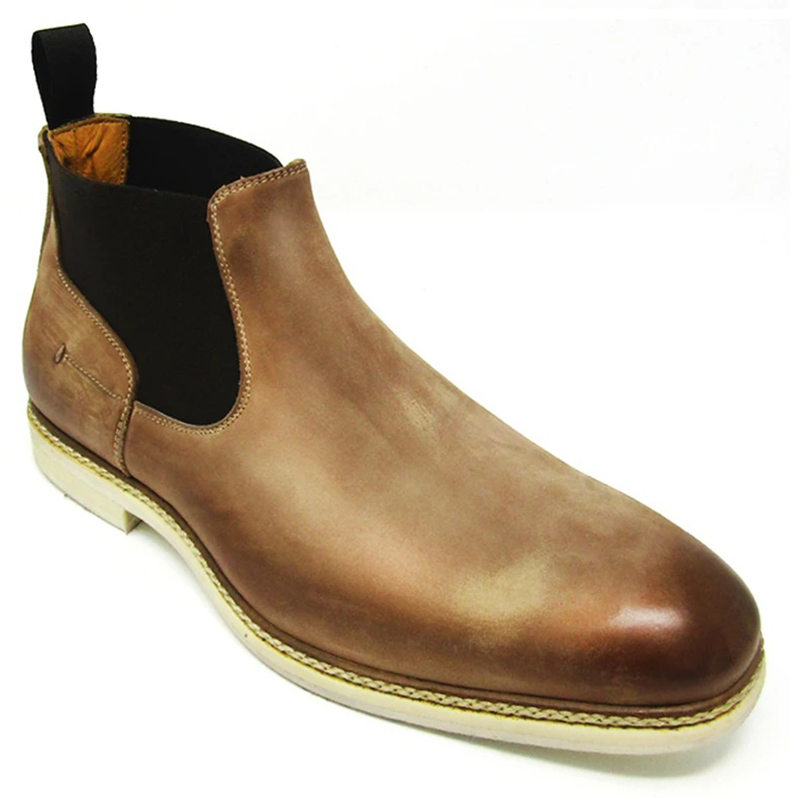 Jose Real Berlina Chelsea Boot Nuts/Brown Image