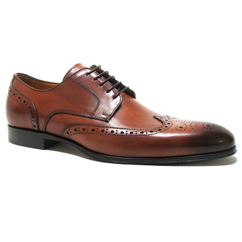 Jose Real Berlina Wingtip Tuscania/Brown Image
