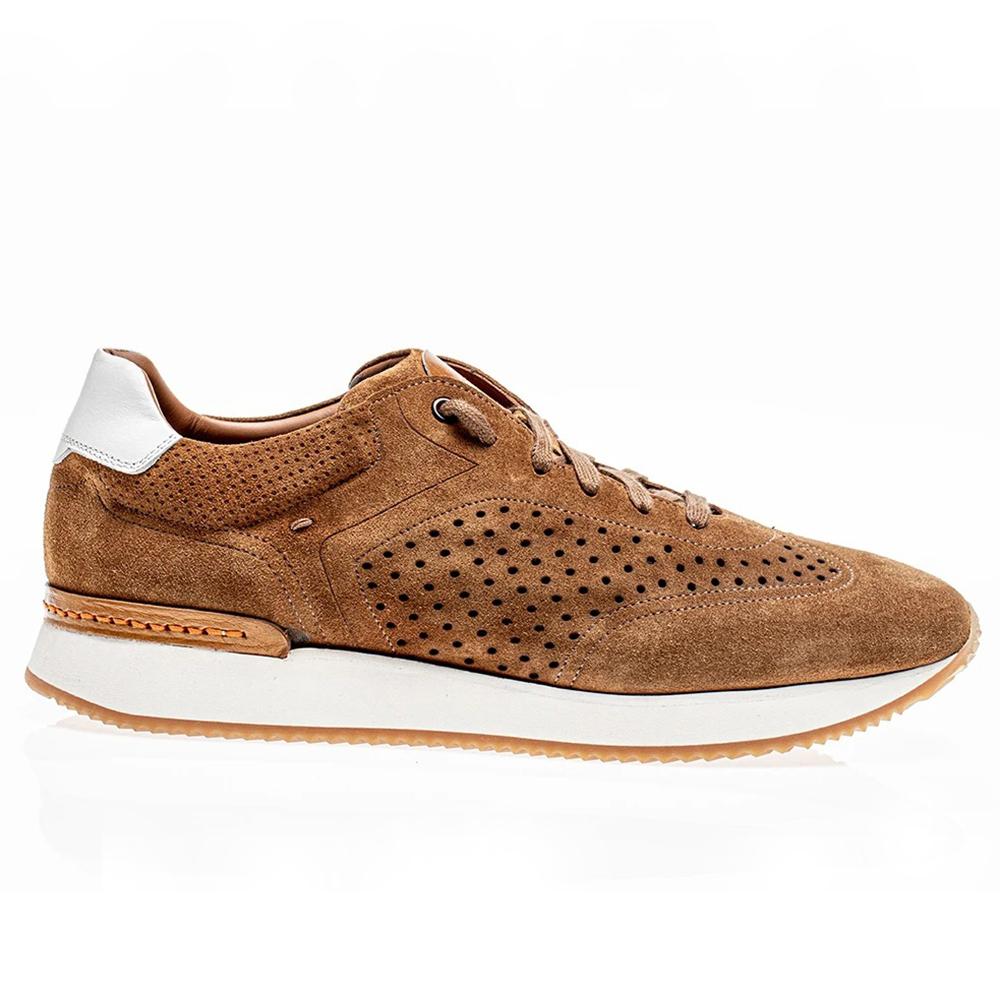 Jose Real Carrera Sneakers Velour Sattel Image