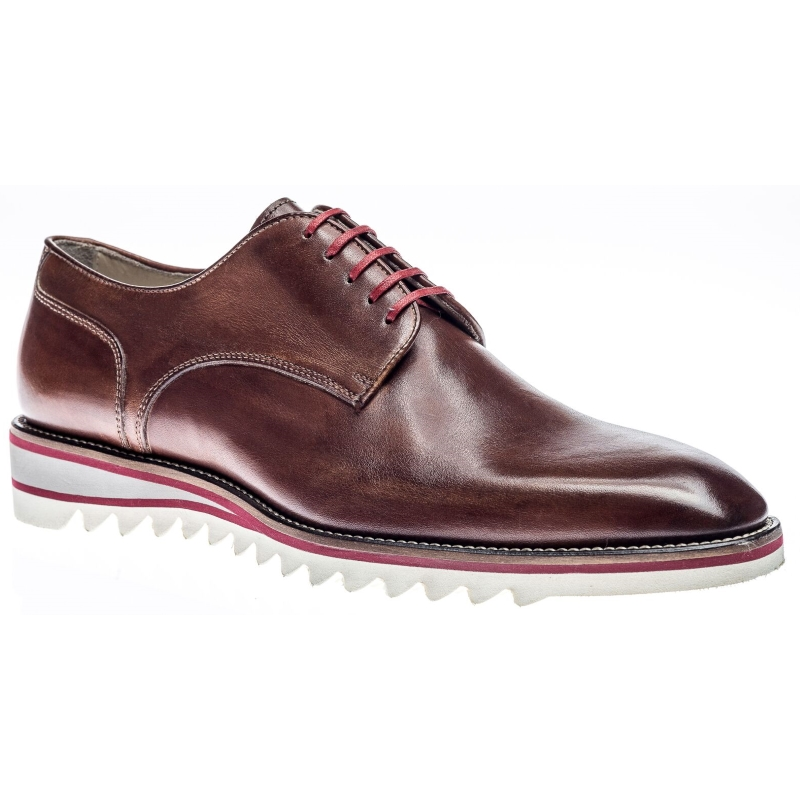 Jose Real H673-C Derby Shoes Brown Image