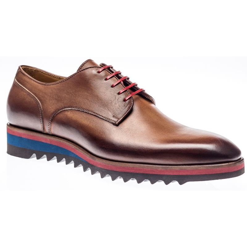 Jose Real H673-C Derby Shoes Marrone Image