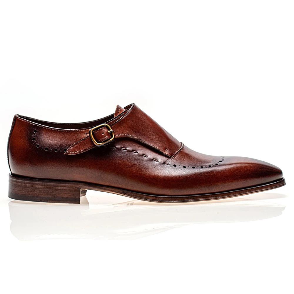 Jose Real Mastrich Monkstrap Shoes Tuscania Image