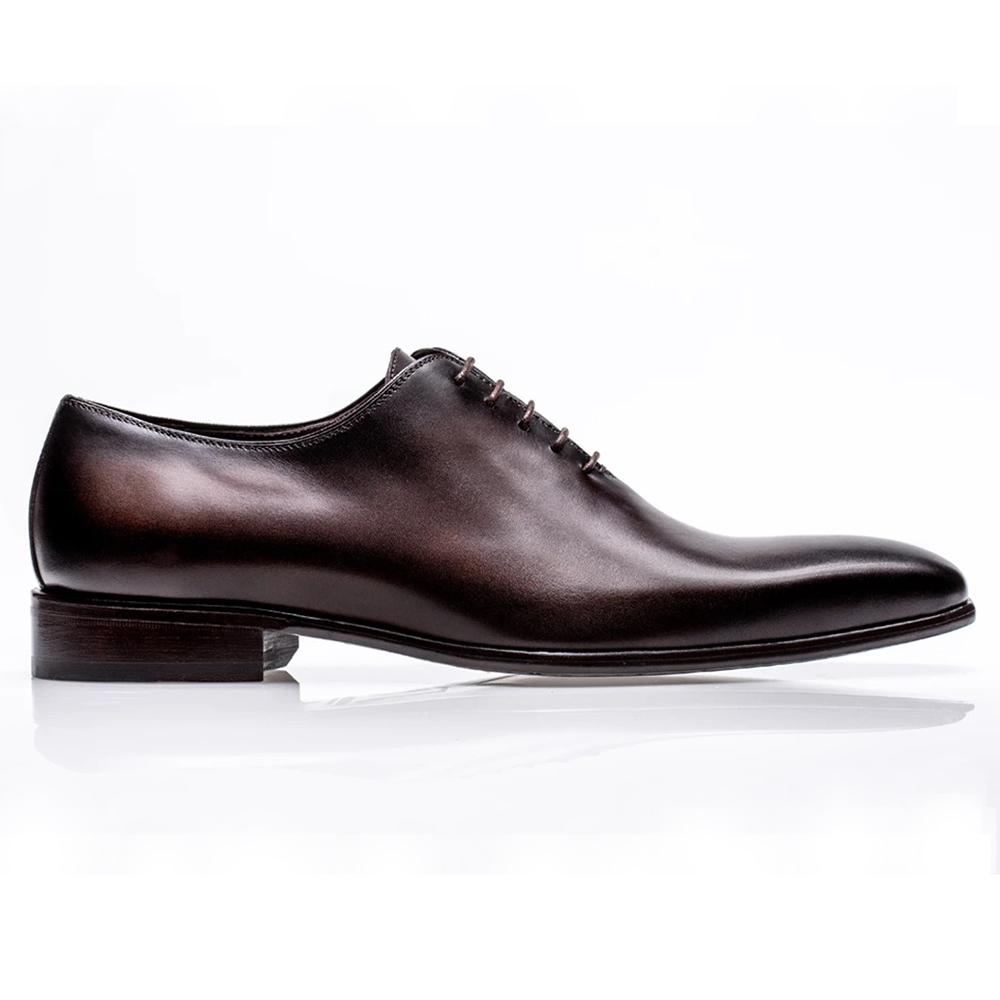 Jose Real Mastrich Wholecut Oxfords Brown Image
