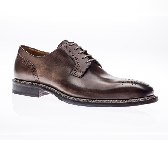 Jose Real Nordve Derby Shoes Cafe Image