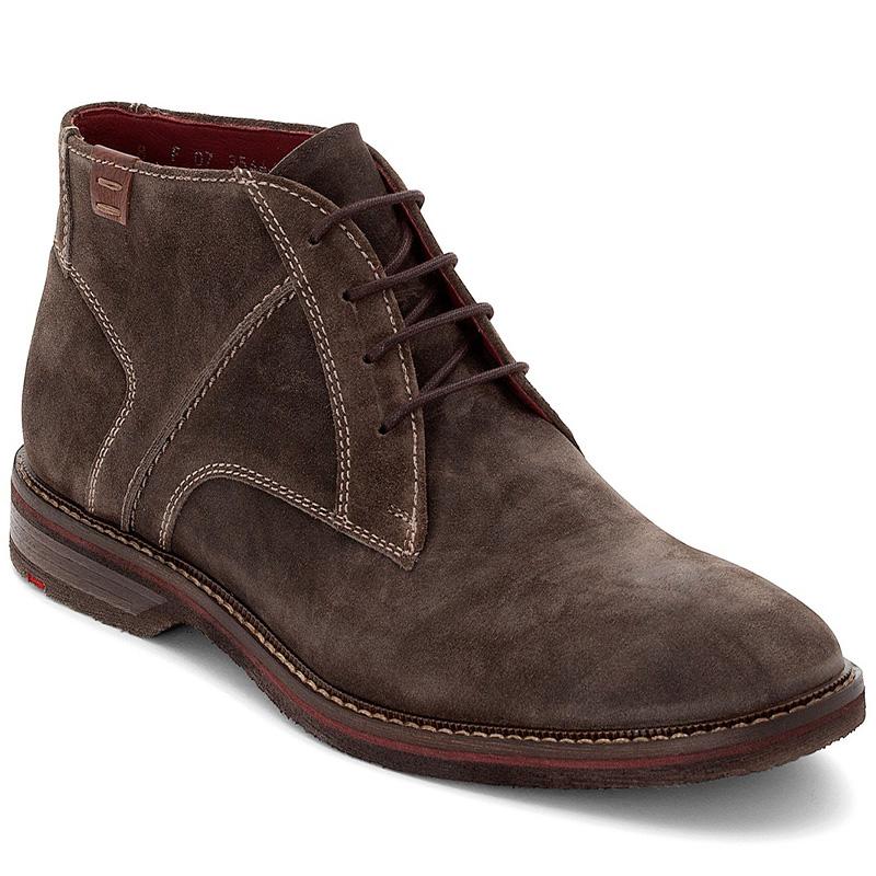 Lloyd Dalbert Suede Grey Boots Image