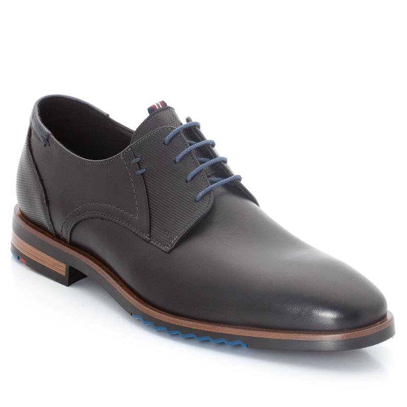 Lloyd Deno Black Shoes Image