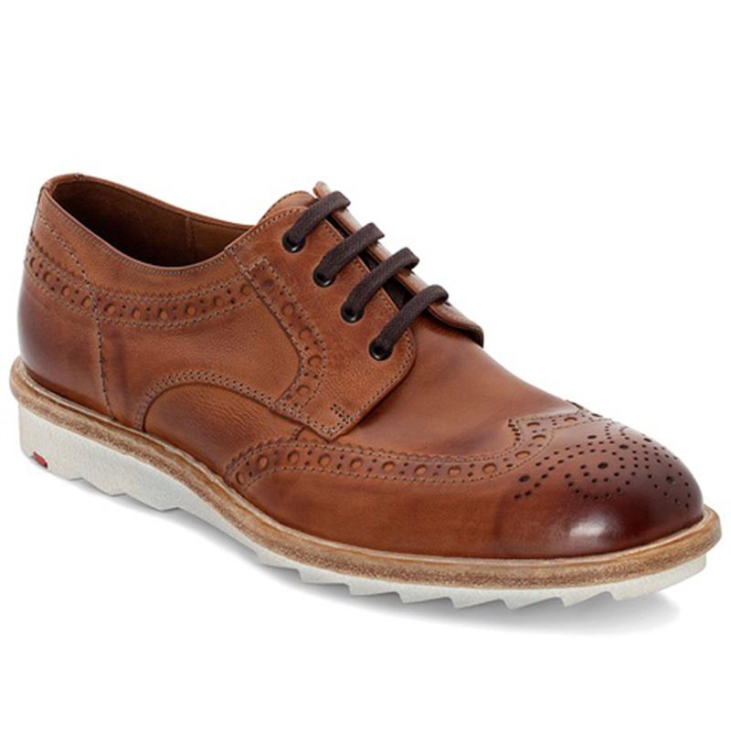 Lloyd Falster Shoes Cognac Image