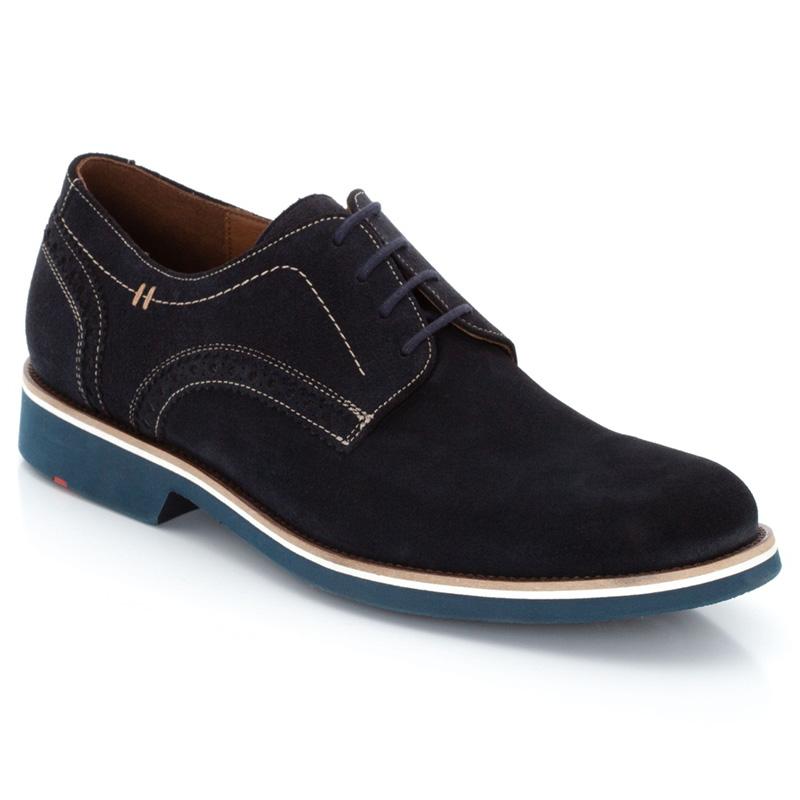 Lloyd Floyd Blue Shoes Image