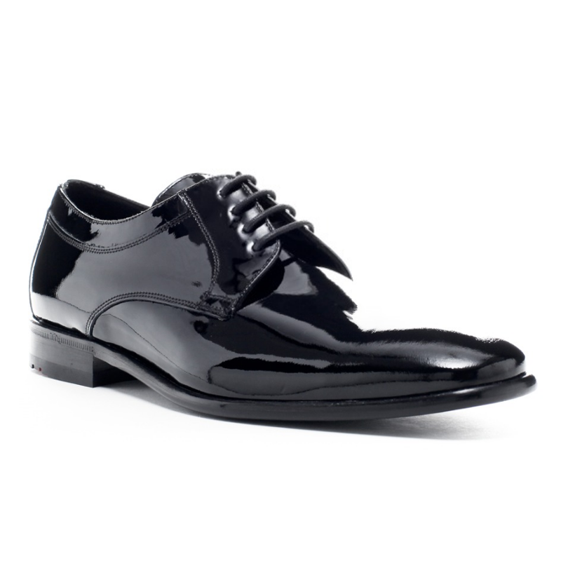 Lloyd Freeman Patent Leather Shoes Black Image